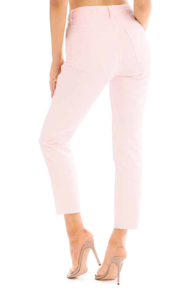 Lady Act Jeans - Pink