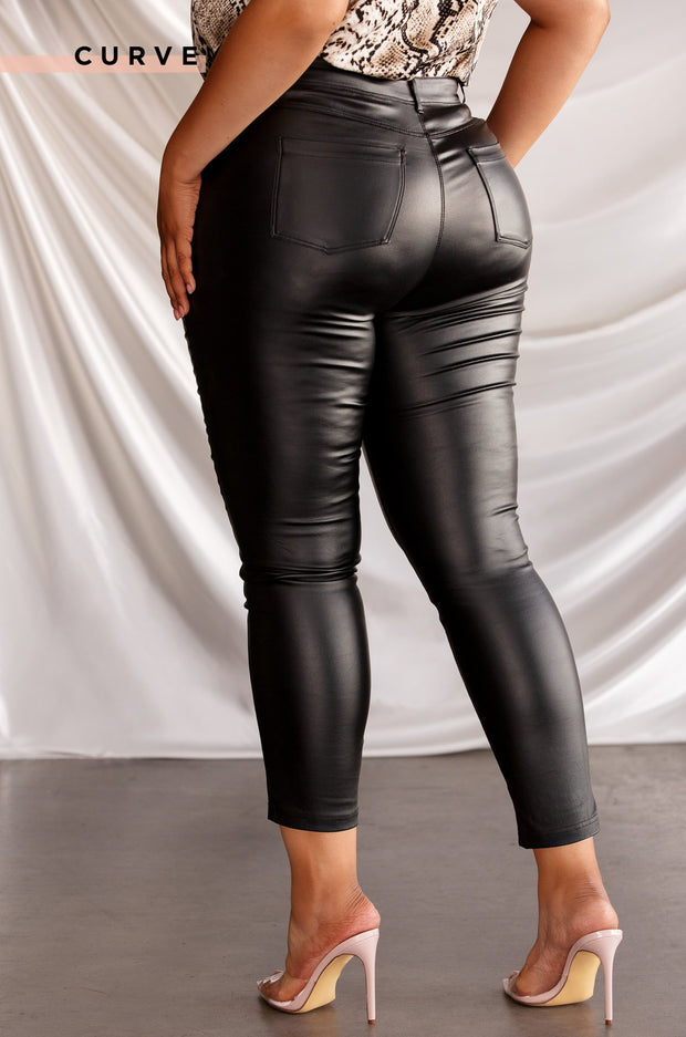 On Another Level Pant - Black