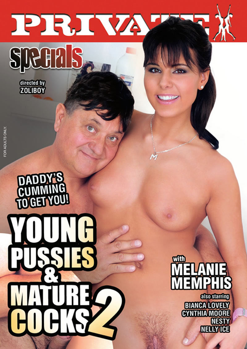 YOUNG PUSSIES AND MATURE COCKS 02