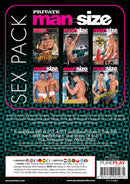 MAN-SIZE SEX PACK 2 6-PACK
