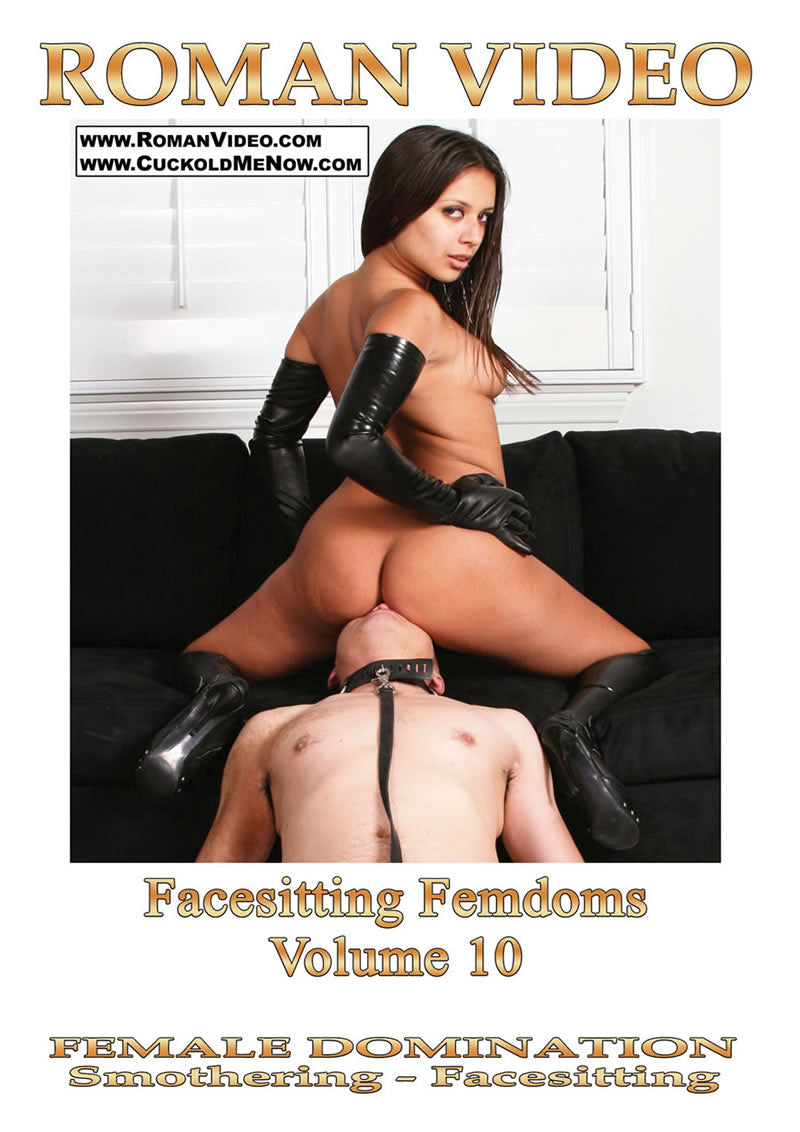 FACESITTING FEMDOMS 10 (6-9-16)