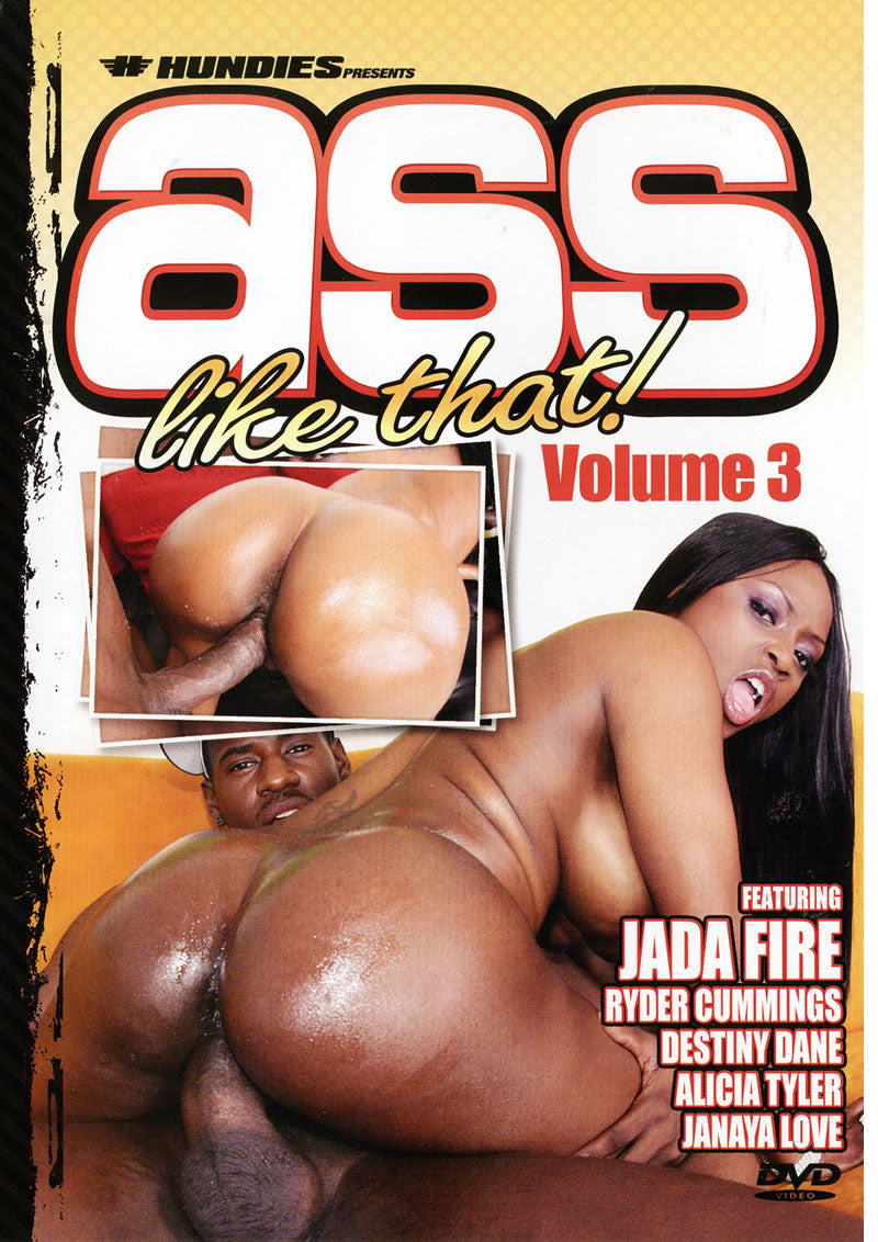ASS LIKE THAT VOL 3  (DISC)
