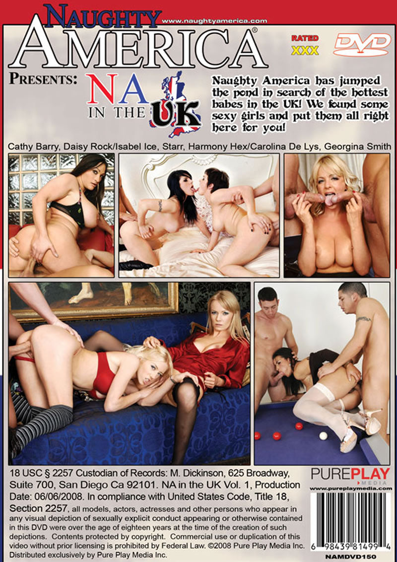 NAUGHTY AMERICA IN THE UK**DISC**