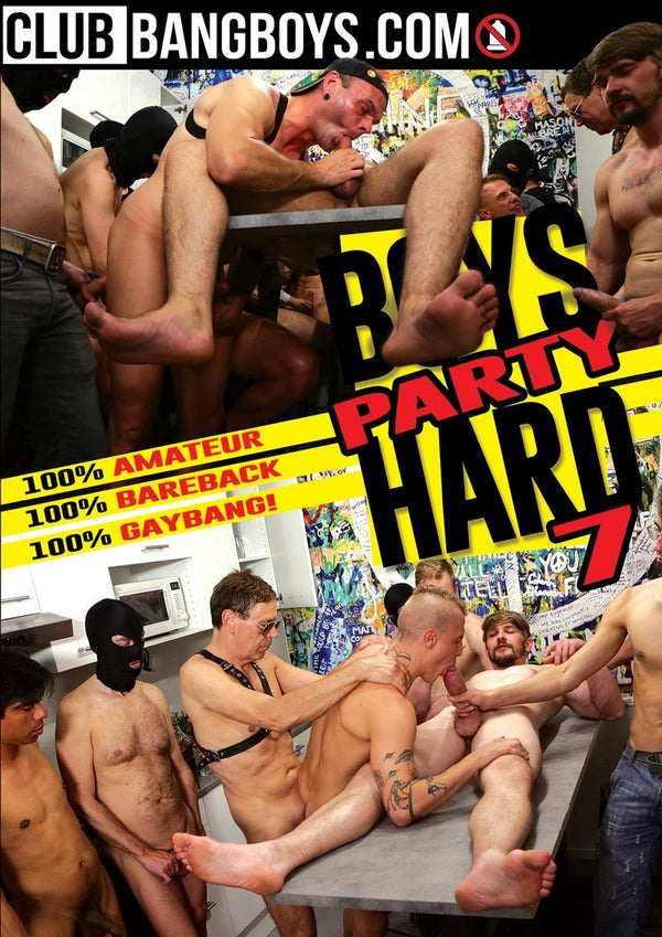 BOYS PARTY HARD 07 (11-12-19)