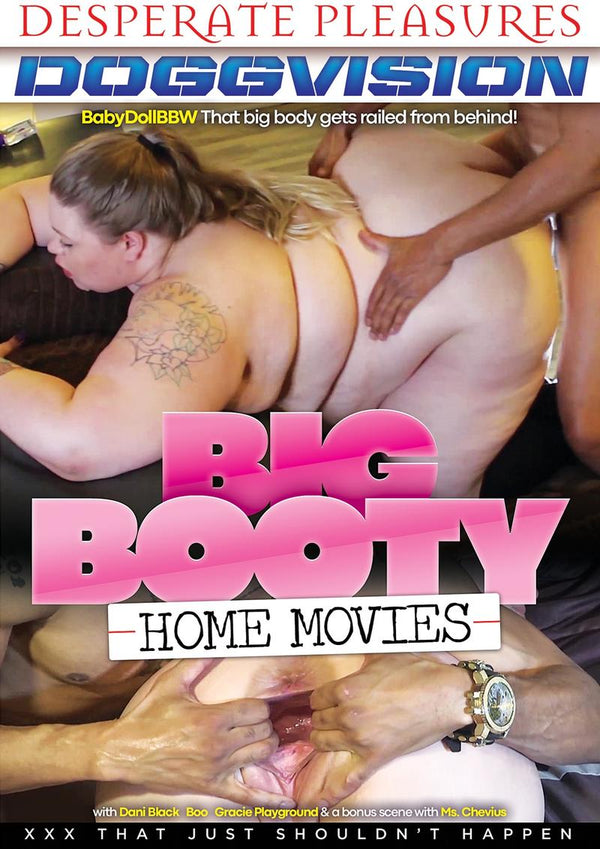 BIG BOOTY HOME MOVIES (7-21-20)
