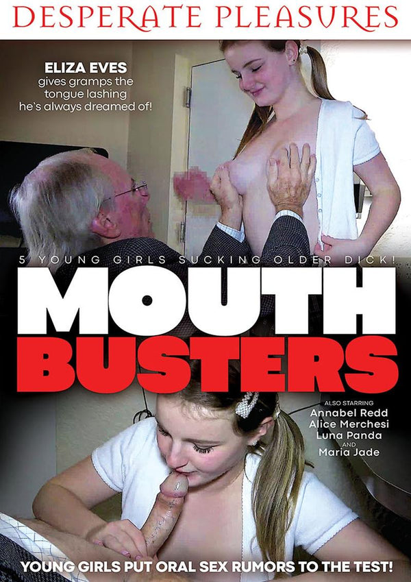 MOUTH BUSTERS (9-8-20)