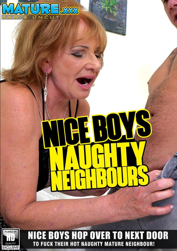 NICE BOYS NAUGHTY NEIGHBOURS (10-13-20)