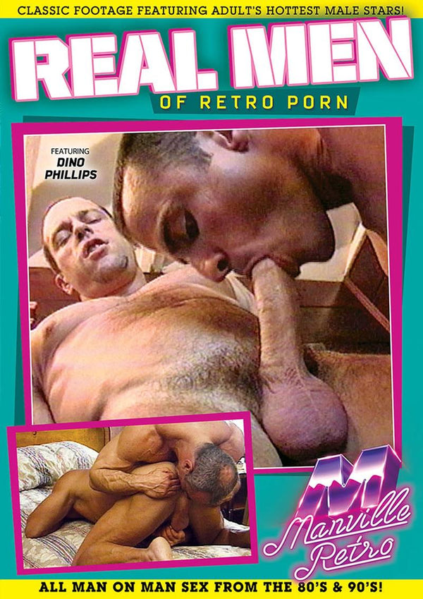 REAL MEN OF RETRO PORN (11-10-20)