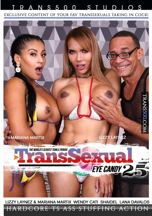 TRANSSEXUAL EYE CANDY 25 (12-15-20)