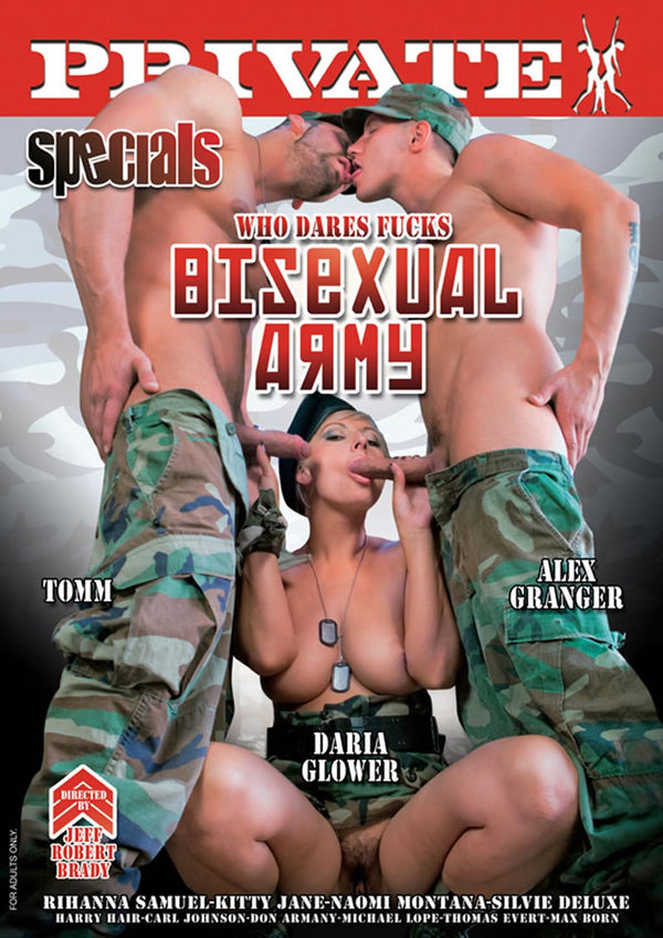 BISEXUAL ARMY (10-21-10)