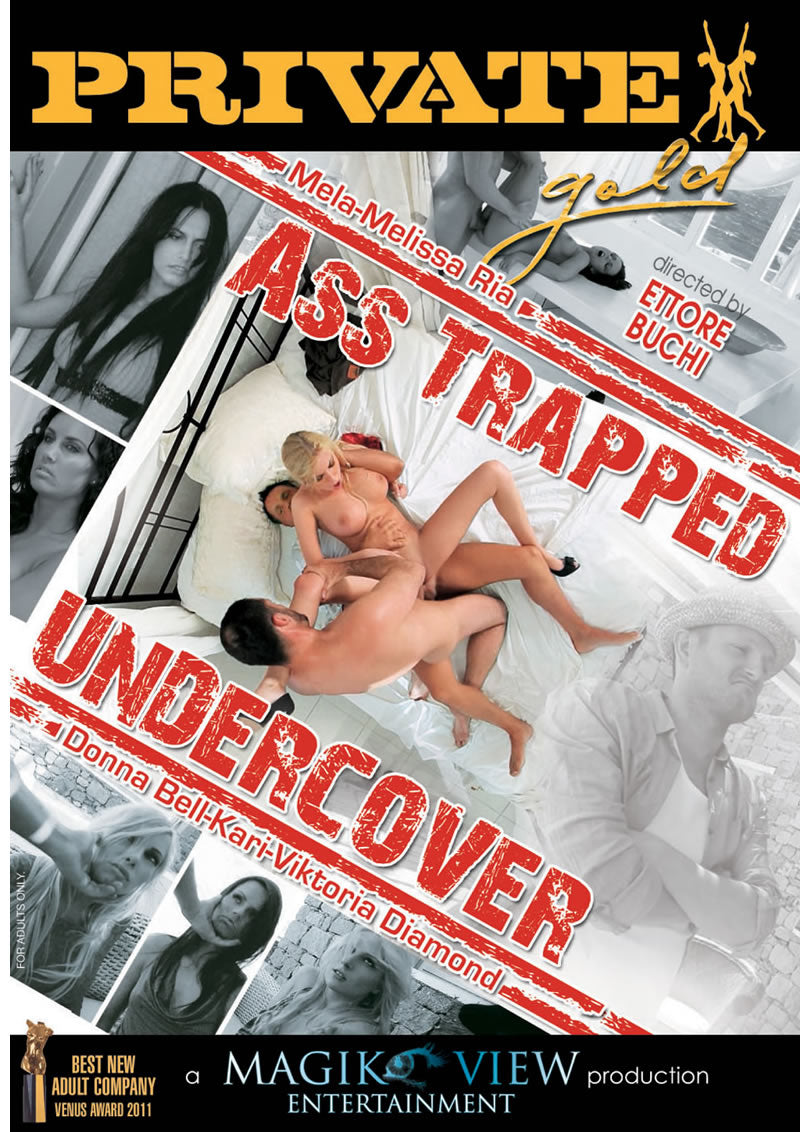 ASS TRAPPED UNDERCOVER (02-09-12)