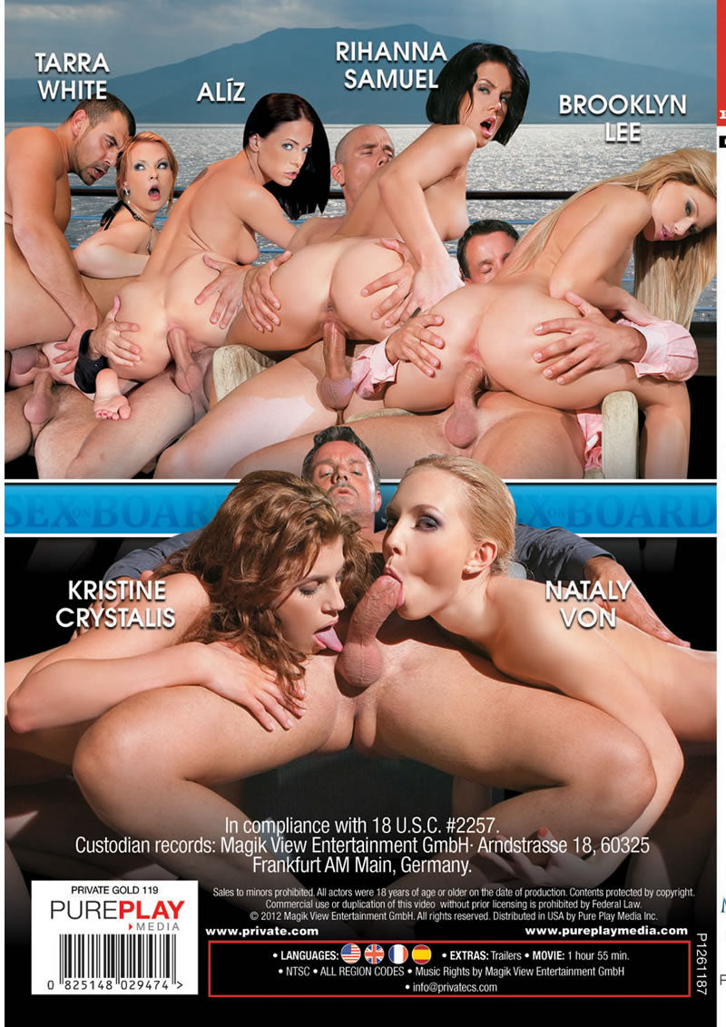 SEX ON BOARD (03-01-12)**DISC**