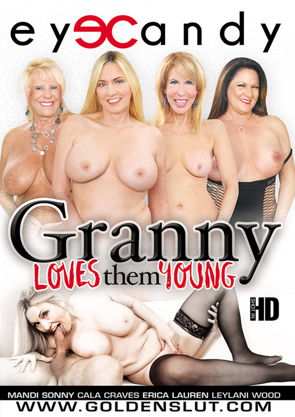 GRANNY LOVES THEM YOUNG