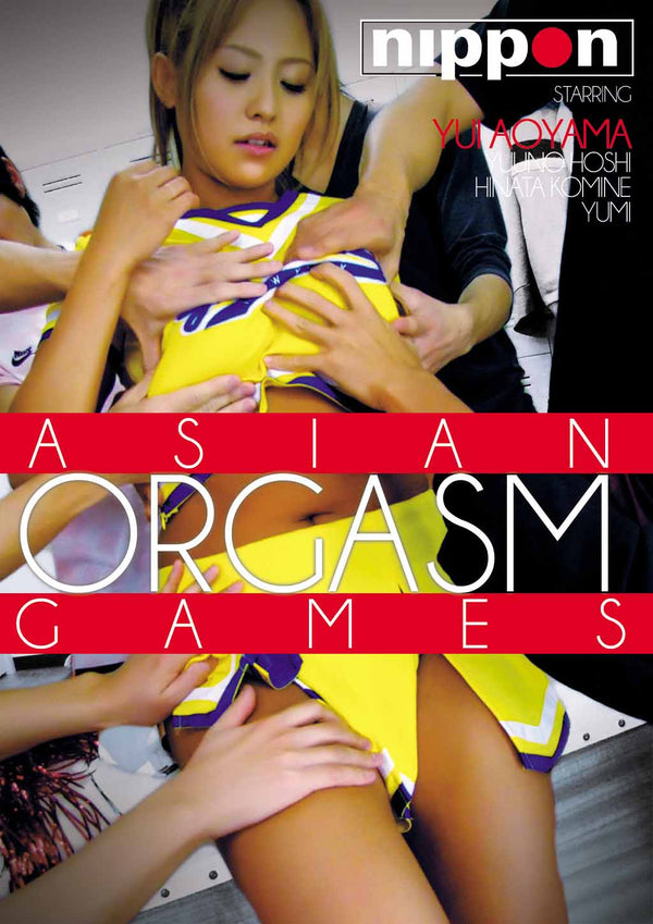 ASIAN ORGASM GAMES (2-2-21)