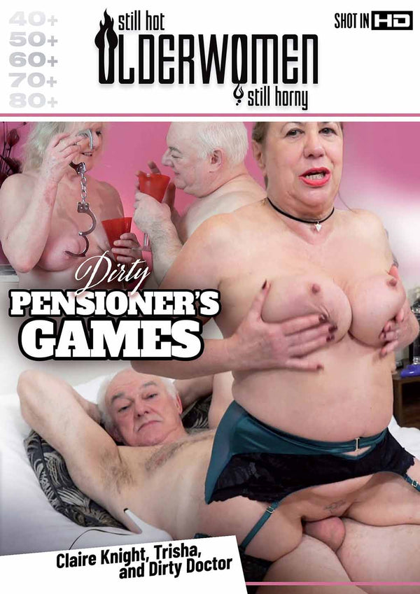 DIRTY PENSIONERS GAMES (1-26-21)