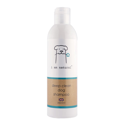 I Am Natural Deep Clean Dog Shampoo