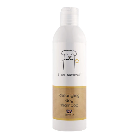 I Am Natural Detangling Dog Shampoo