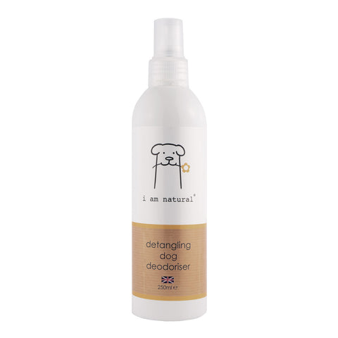 I Am Natural Detangling Dog Deodoriser
