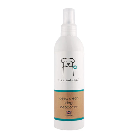 I Am Natural Deep Clean Dog Deodoriser - A great alternative to dog shampoo