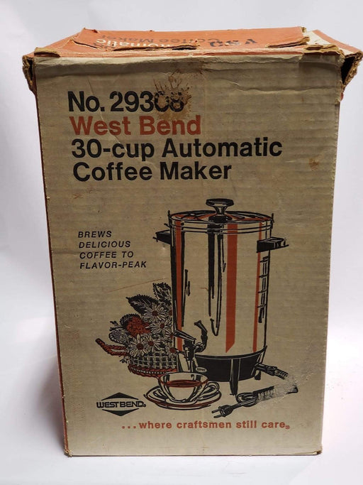 West Bend - 30 cup Automatic Coffee Maker - Shop Lendy