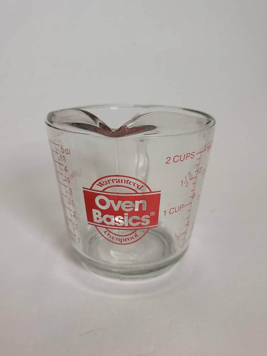 Anchor Hocking Housewares Vintage  Anchor Hocking Measuring cup - 2CUPS
