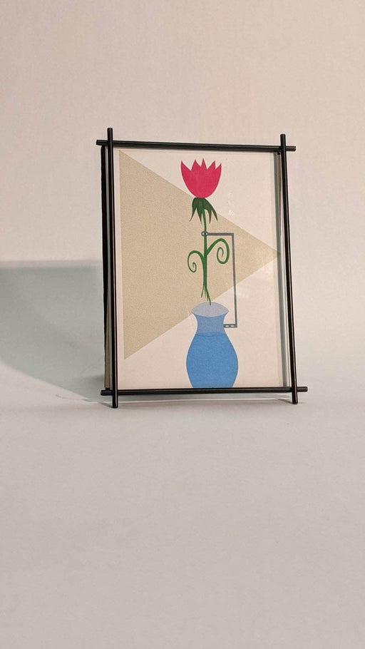 ShopLendy - Black Metal Picture Frame - Shop Lendy