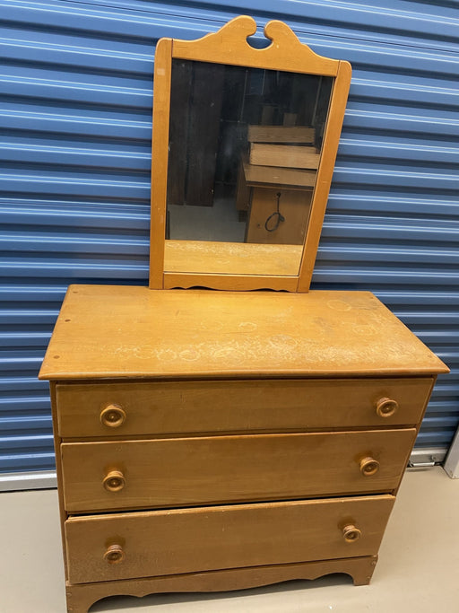 Shop Lendy - Dresser With Mirror - Shop Lendy