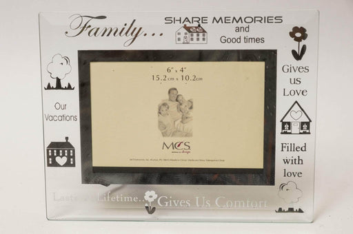 Shop Lendy - Glass Family Frame - Shop Lendy
