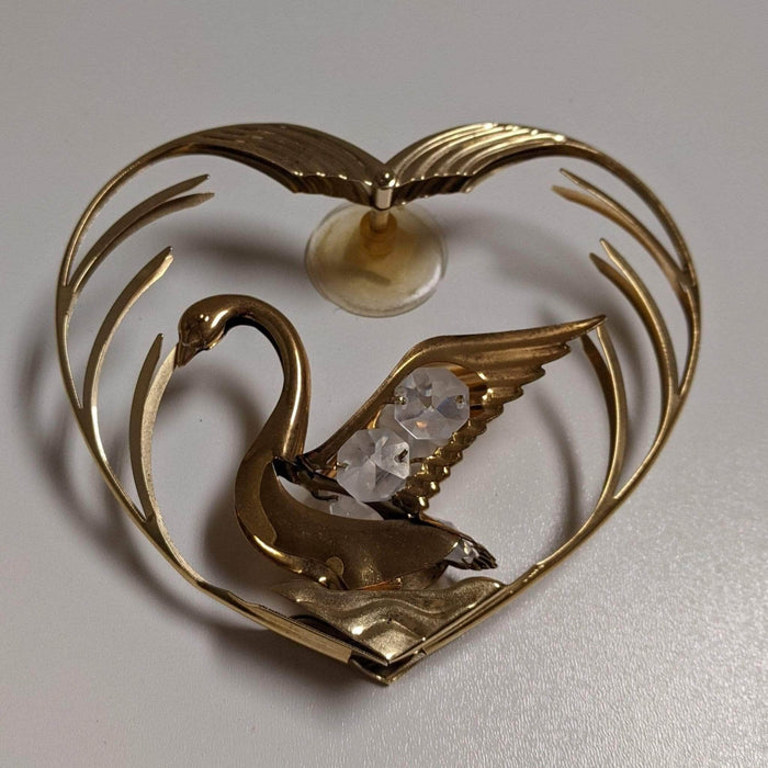 Shop Lendy - Golden-colored Swan - Shop Lendy
