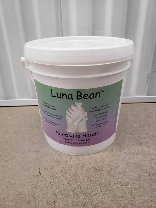 Luna Bean - Hand Plaster Keepsake Casting Kit - Shop Lendy
