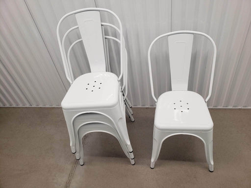 Structube - LOU - Iron Dining Chairs - Shop Lendy