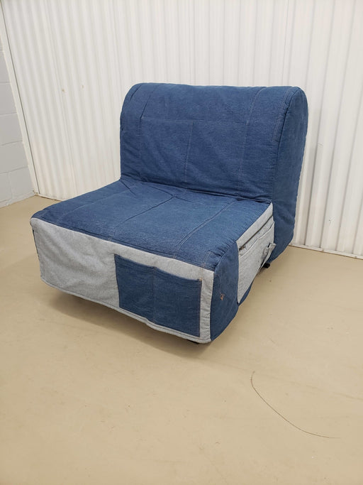 IKEA - Lycksele Futon seat - Denim Twin - Shop Lendy
