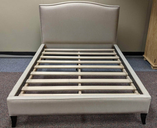 Crate & Barrel - Queen Sized 'Crate & Barrel' - Collette Bed - Shop Lendy