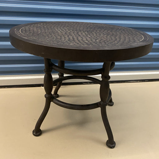 Shop Lendy - Round Hammered Table - Shop Lendy