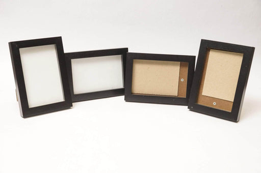 Shop Lendy - Set of 4 Black Frames - Shop Lendy