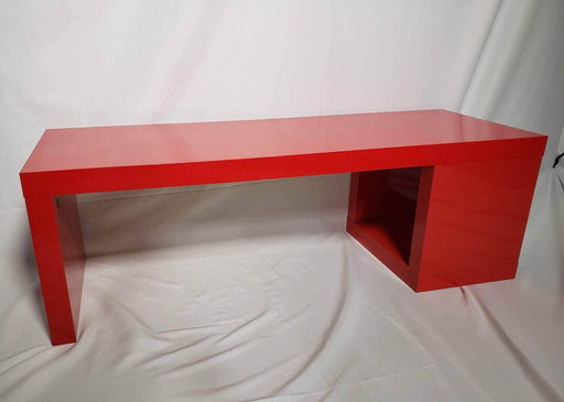 Shop Lendy - Shiny Red Ikea Coffee Table - Shop Lendy