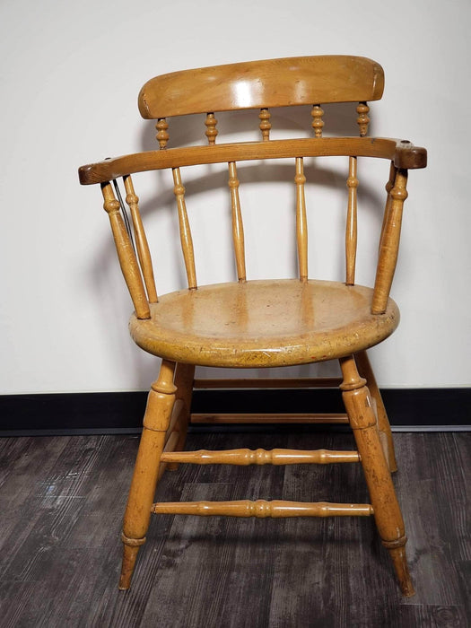 Shop Lendy Furniture Wooden Ladder Back Chair (with Spindles)
