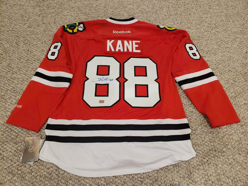 Shop Lendy - Signed Kane Chicago Blackhawks Jersey - Shop Lendy