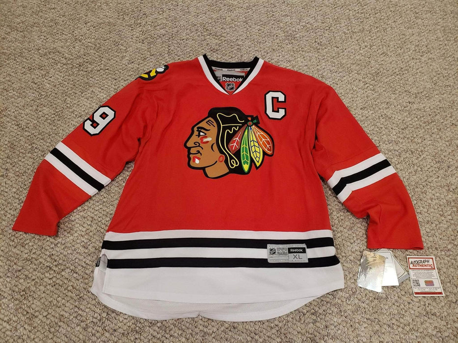 Shop Lendy - Signed Toews #19 Jersey - Shop Lendy
