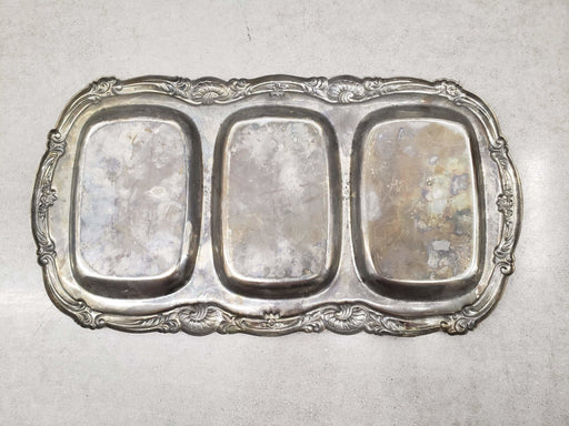 Shop Lendy - Silver Plated Serving Dish - Shop Lendy