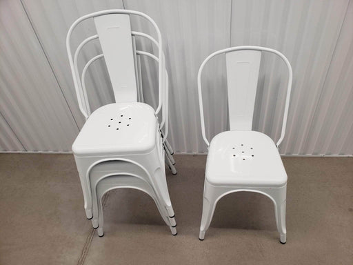 Structube Furniture LOU - Iron Dining Chairs