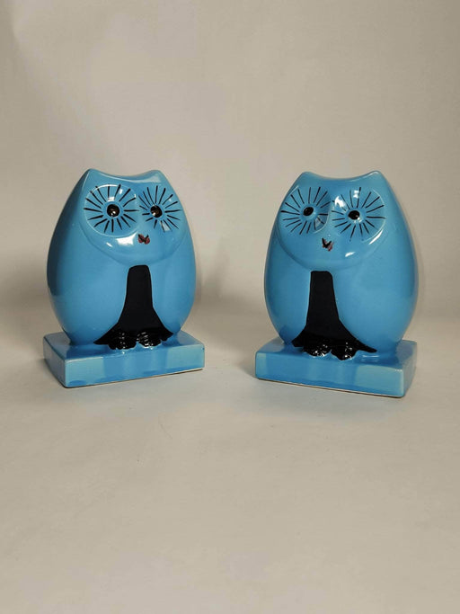 Shop Lendy - Vintage Baldelli Owl Bookends - Shop Lendy