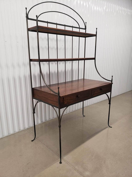 Charleston Forge - Wooden Bakers Rack - Shop Lendy