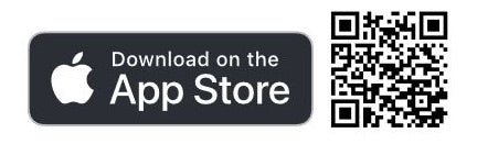 Download the app on Apple