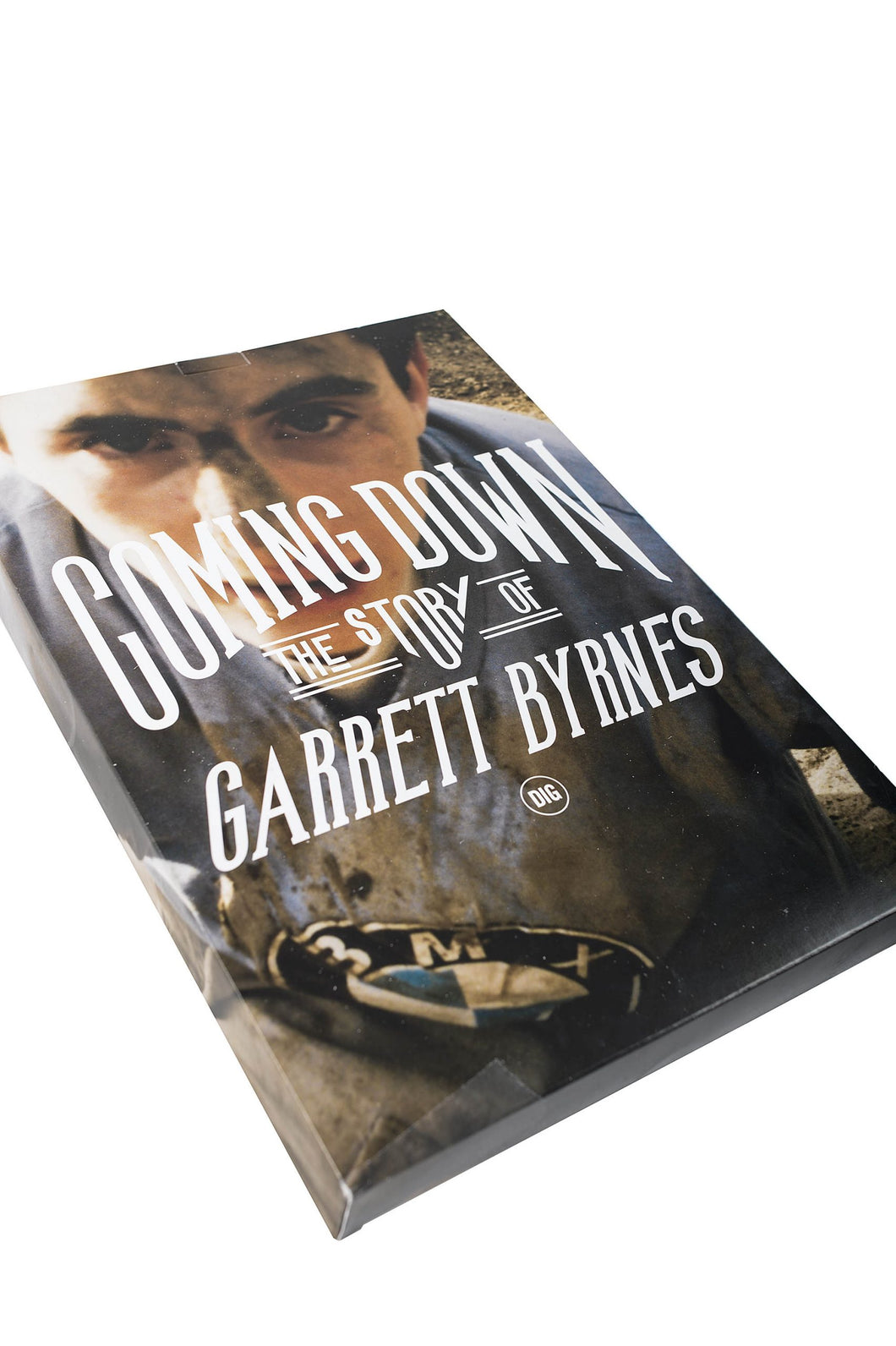 Garrett Byrnes 'Coming Down' Limited Edition DVD Collectors Box Set. DIG Issue 99.6