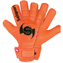 Load image into Gallery viewer, wrappa classic Orange goalkeeper glove