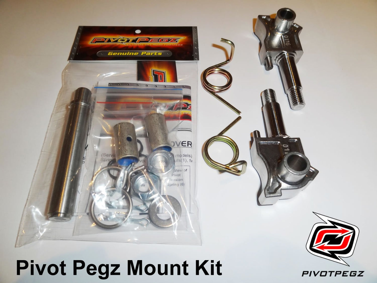 Pivot Pegz Mount Kit