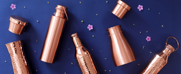 Why Should You Choose Copper Utensils?