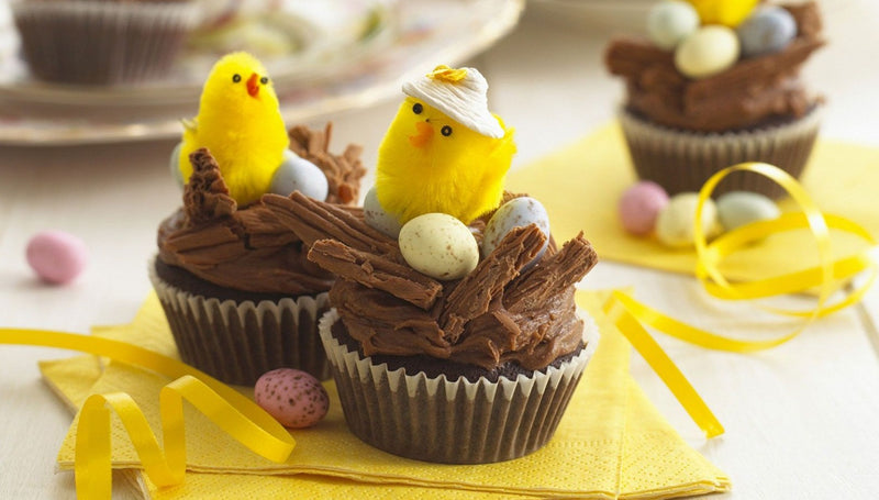 Cutest Easter Cupcake Recipe for Your Easter Table