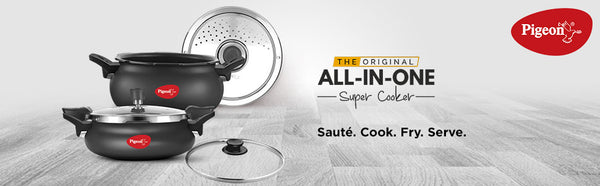 All-In-One Super Cooker Hard Anodised